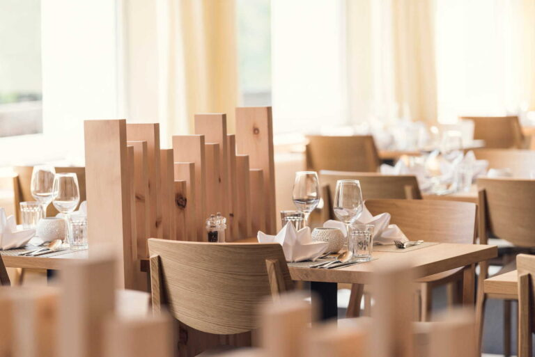 die besten restaurants in st. moritz: Der Saal