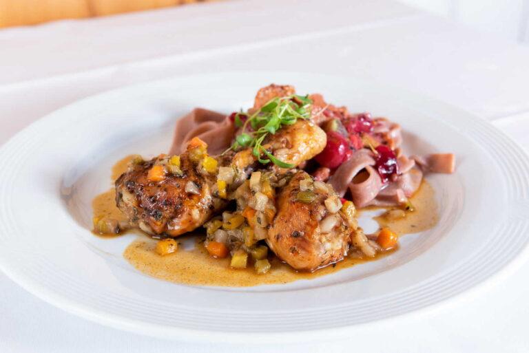 poulet unterschenkel restaurant stuevetta st. moritz